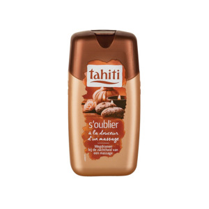 Tahiti Douchegel Wegdromen Bij De Zachtheid Van Een Massage 250ml 8718951155299