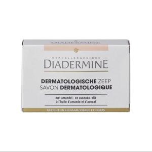 Diadermine Dermatologische Zeep met Amandel- en Advocado-olie 5410091210915