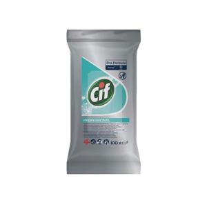 Cif Professional Hygiënische Reinigingsdoekjes 7615400785681