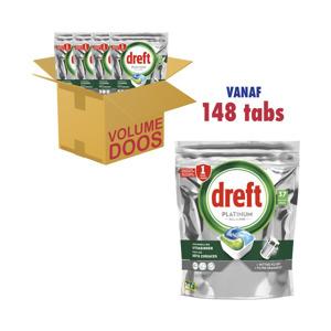 Dreft Platinum All-in-One Original Vaatwastabletten 8001841562148