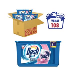 Dash 3 in 1 Pods Lenteboeket Met Lenor 4084500681743